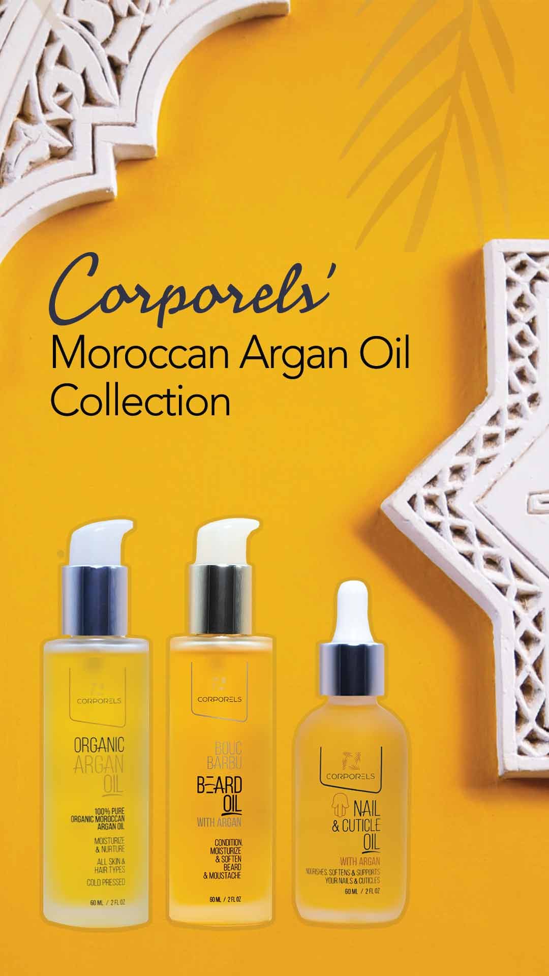 Corporels – new partner to Argan Care